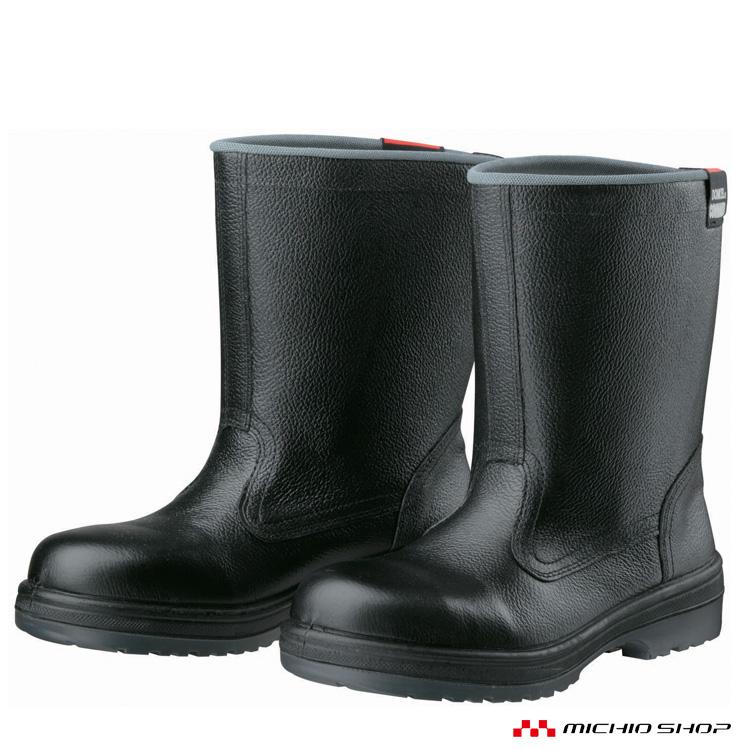 安全靴 DONKEL ドンケル COMMANDR2-06 ラバー2層底安全靴 安全長靴