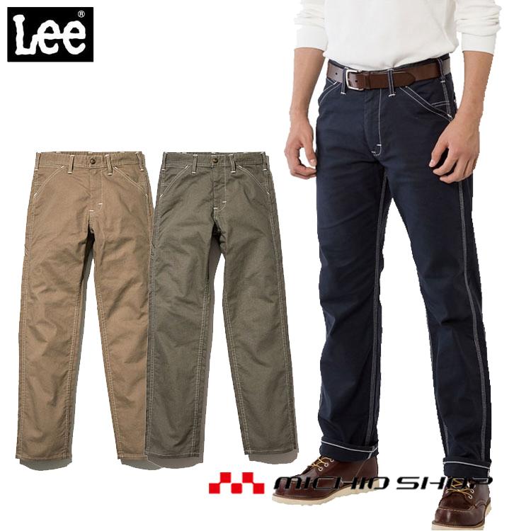 Lee伝統のパンツを現代風にアップデート 作業服 LEE リーメンズペインターパンツ 店 LWP66003 激安通販専門店