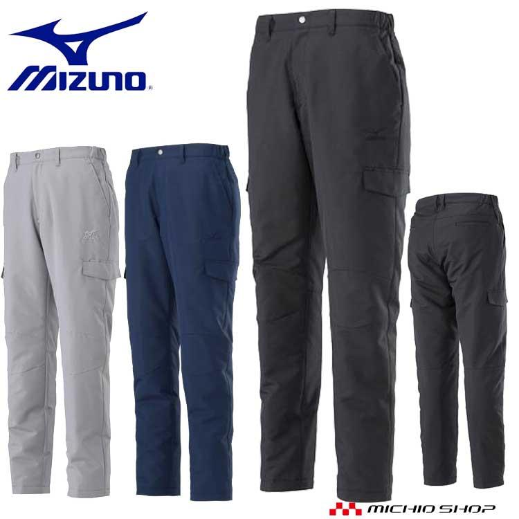 防寒作業服 ミズノ mizuno タフブレーカーウォ―マーパンツ F2JF8591 秋冬 ブレスサーモ