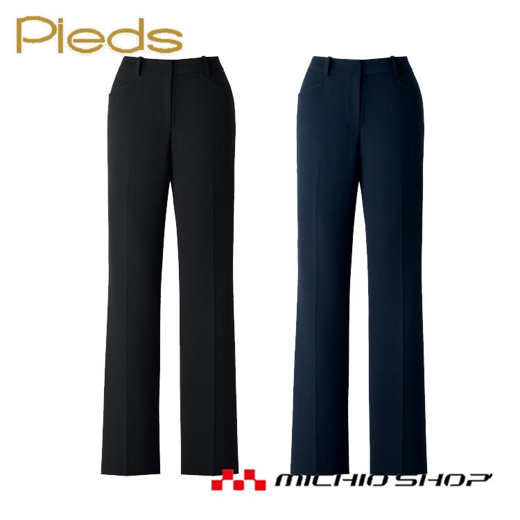 事務服 制服 pieds ピエ aitozキテミテ体感パンツ(股上標準)HCP4000 大きいサイズ21号~25号