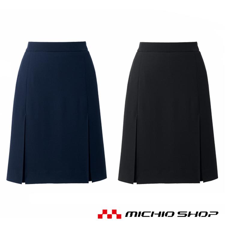 事務服 制服 pieds ピエ aitozキテミテ体感プリーツスカート(53cm丈)HCS4001 大きいサイズ17号・19号