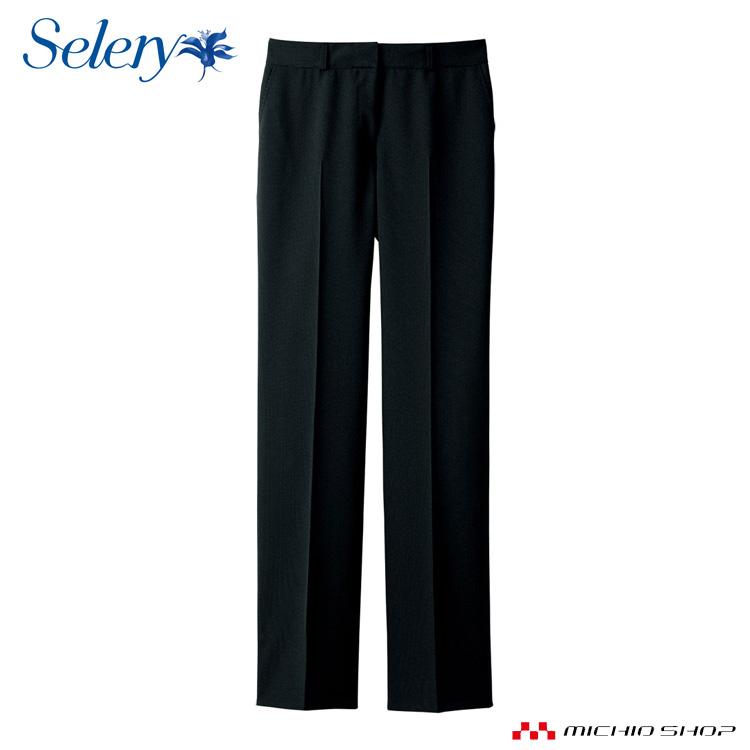 事務服 制服 セロリー seleryパンツ S-50790 2018年秋冬新作 大きいサイズ17号・19号
