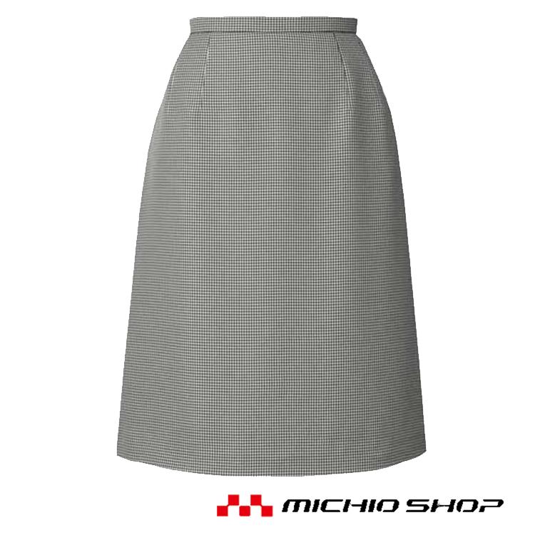 事務服 制服 SELERY(セロリー) スカートS-15620大きいサイズ21号・23号オフィスユニフォームスーツビジネスカジュアル事務服