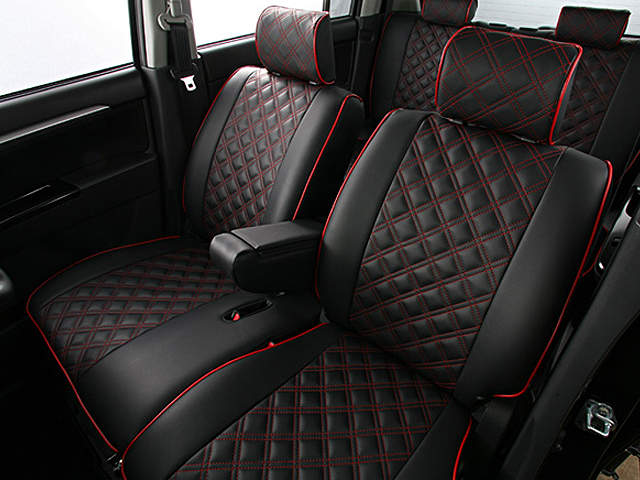 Quilted Seat Cover Prius 30 Series