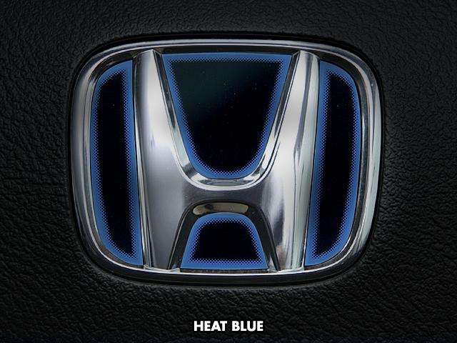 Steering Emblem Honda Shuttle Hybrid Heat Color