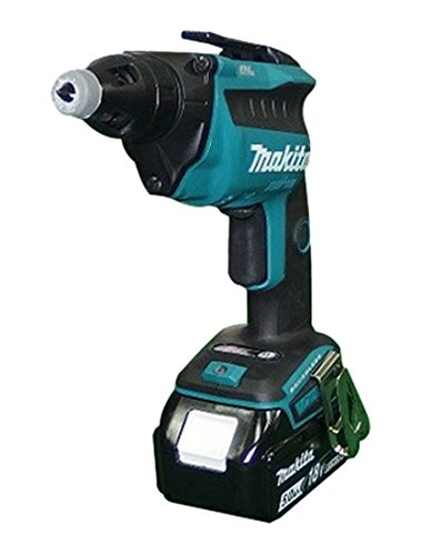 マキタ 充電式スクリュードライバー <FS453DRT>【makita DIY 作業 効率 軽量 軽い 9pin クラッチ 高精度 無音 高耐久 日用品 大工 工事 ブルー】
