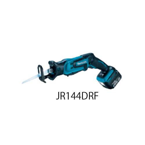 マキタ 充電式レシプロソー 14.4V 切断能力 50mm <JR144DRF> 【レシプロソー刃 マキタ 木工用 比較 ジグソー 替え刃 互換性 電動工具 通販 おすすめ 人気】
