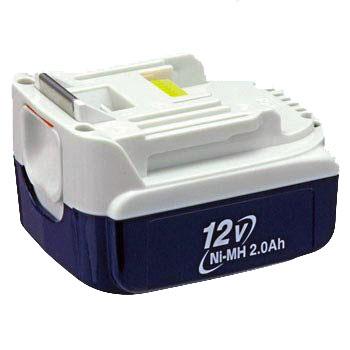 【純正品】マキタ スライド式ニッケル水素バッテリー 12V-2.0Ah用 BH1220C <A-37649>