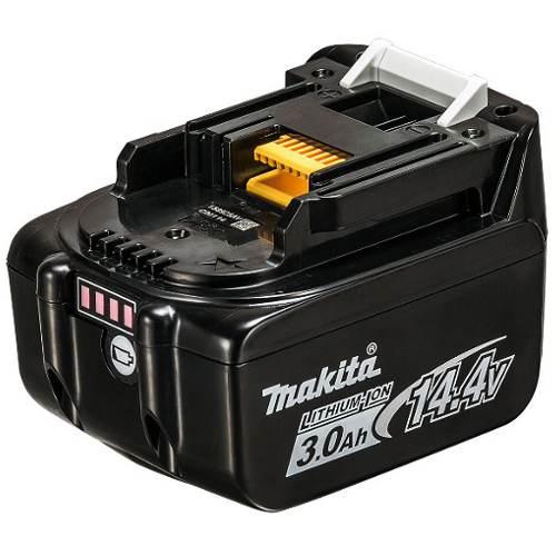 【純正品】 マキタ リチウムイオンバッテリー 14.4V/3.0Ah用 <BL1430B> 【A-60698 A60698 純正 寿命 互換性 makita 充電 通販 電動工具 激安 おすすめ 16200円以上送料無料】