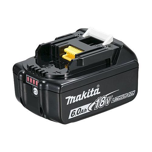 【純正品】 マキタ リチウムイオンバッテリー 18V/6.0Ah用 <BL1860B> 【最安値挑戦 激安 A-60464 A60464 純正 寿命 互換性 makita 充電式 通販 電動工具 激安 おすすめ 16200円以上 送料無料】