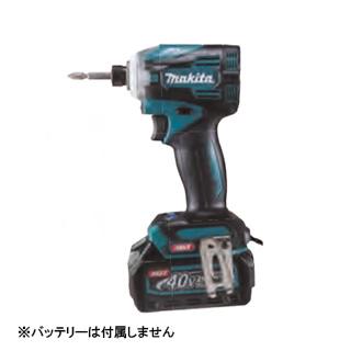 マキタ <TD001GZ> 40V インパクトドライバー 本体のみ バッテリー 充電器 ケース別売