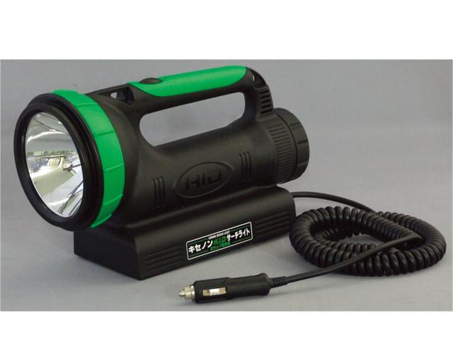 日動工業 充電式サーチライト(HID) 35W キセノン球 <HIDL-35W-BA> 作業用照明・懐中電灯【16200円以上送料無料 工具 激安 通販 おすすめ 人気 価格 安い 価格 照明 電球 投光器 現場 ランプ】