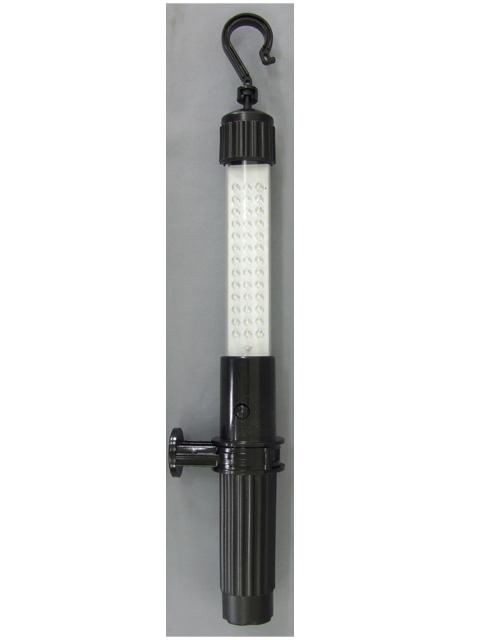 日動工業 充電式LEDハンディーライト 4W <LEH-4W-B>【ジョギング hid 蛍光灯 ハンドランプ ハンディライト fhl85m ledライト ハンディ&スタンドライト】