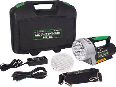 【送料無料】日動工業 LEDサーチライト <LEDL-24W-N> 24W 【照明 照明器具 夜間 点検 警備 測量作業 日動 激安 通販 おすすめ 人気 価格 安い 16500円以上送料無料 サッカー 練習 便利】