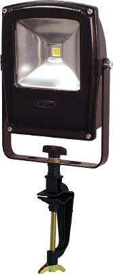 日動工業 フラットライト <LEN-F10V-BK5026> 10W 昼光色 本体黒 バイスタイプ 【照明 照明器具 屋外 日動 激安 通販 おすすめ 人気 価格 安い 16500円以上送料無料】