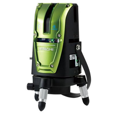 【送料無料】HiKOKI ハイコーキ(旧日立工機) レーザー墨出し器 本体のみ <UG25MGN>【UG25MG(N) 墨出し器 マークポイント 4ライン コードレス グリーンレーザー 激安 通販 おすすめ 人気 価格 安い 】
