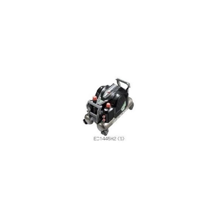 【送料無料】日立 高圧エアコンプレッサ 高圧専用 容量11L 45気圧 <EC1445HS> 【EC1445H(S) ブラシレスモーター 静音 小型 軽量 高耐久 電動工具 激安 通販 おすすめ 人気 価格 安い 便利 エアー工具 構造】