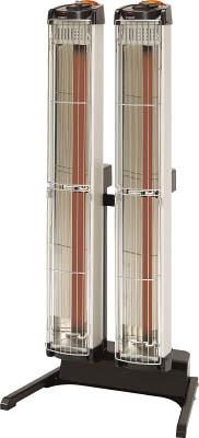 デンソー DENSO 遠赤外線ヒーター 首振りなし <ER-30R> 三相200V 【送料無料】【ER30R 日本電装 遠赤外線パネルヒーターrosso 遠赤外線ストーブ 遠赤外線カーボンヒーター 腹巻 電気ストーブ 暖房器具 激安 通販 おすすめ 人気 比較】