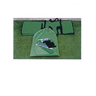 【熱中症対策】 ミスタークイックテント 2.4×2.4(白)【ターフ キャプテンスタッグ 運動会 キャンプ 海水浴 予防 ワンタッチ らくらく 組み立て 簡単 テント サンシェード 日よけ】
