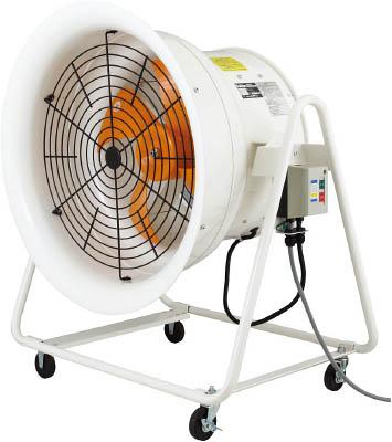 スイデン 送風機(軸流ファンブロワ)ハネ500mm 三相 200V <SJF-T504A>