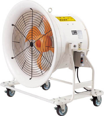 【熱中症対策】スイデン 送風機(どでかファン)ハネ600mm 三相200V <SJF-T604A>