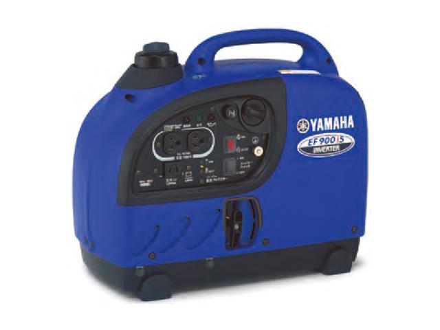 YAMAHA(ヤマハ) インバータ発電機 900VA <EF900iS> 【小型 家庭用 価格 4サイクル カセットボンベ 200V yamaha dc ac 原理 容量 レンタル 仕組み 構造 違い 通販 エンジン 人気