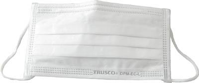 トラスコ エコマスク(2500枚入) <DPMECL-2500> 【日本製 黒 子供用 柄 16200円以上は 送料無料 pm2.5 使い捨て マスクピンク フェイスマスク マスクケース シートマスク 激安 通販 おすすめ 人気 比較】