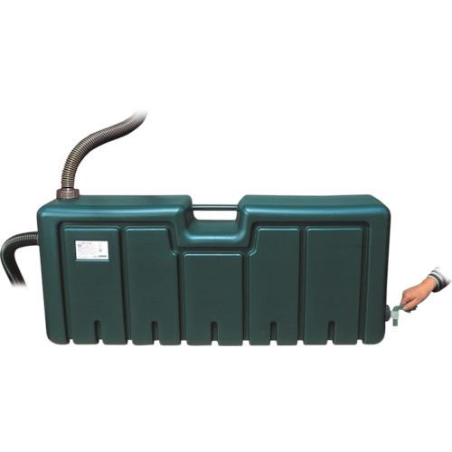 ミツギロン 雨水タンク 80L<EG-01> 【節水 ガーデニング 庭 水遣り 植物 花 樹木 芝生 雨 貯蔵 貯蓄 ジョウロ 草花 水やり 非常用 災害 水道 激安 通販 おすすめ 人気 セール 比較 16,200円以上は 送料無料】