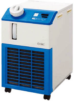 【熱中症対策】エスエムシー SMC 循環液温調装置 サーモチラー <hrs018-w-10> トラスコ中山【壁掛け 45cm tfz 激安 通販 おすすめ 人気 価格 安い コンパクト 省スペース】