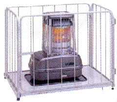 トヨトミ 大型ストーブ用ガード <SG-20B> 【最安値挑戦 SG20B SG-20A SG20Aの後継 やけど 対策 学校 病院 ストーブガード ストーブフェンス 安全対策 暖房器具 暖房機 激安 おすすめ 人気】