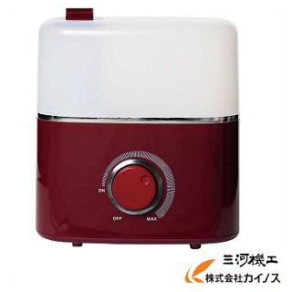 トヨトミ 超音波式加湿器 <TUH-N35> 容量3L 6-10畳 ボルドーレッド 日本製 TUHN35R TUH-N35-R toyotomi 【おしゃれ マイナスイオン 最安値挑戦 激安 通販 おすすめ 人気 価格 安い 16500円以上 送料無料 白 赤 美容 効果 保湿 humidifier】