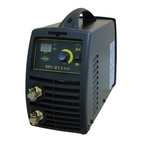 サンピース インバーター溶接機<SPI-2125D> マイト工業 100V200V兼用