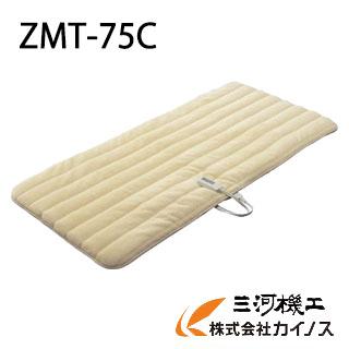 ゼンケン 一人用電熱マット <ZMT-75C>【ZMT75C ZMT-75C 電磁波カット カーペット 暖房 電磁波99%カット 電気マット マット 安全 おしゃれ 激安 最安値挑戦 激安 送料無料】