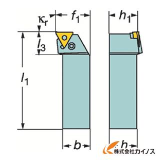 サンドビック T-Max P ネガチップ用シャンクバイト PTFNL PTFNL2525M16 【最安値挑戦 激安 通販 おすすめ 人気 価格 安い おしゃれ 】