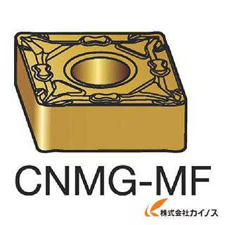 サンドビック T-Max P 旋削用ネガ・チップ 235 CNMG CNMG120404MF (10個) 【最安値挑戦 激安 通販 おすすめ 人気 価格 安い おしゃれ 】