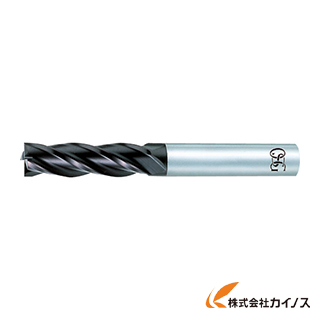 OSG 超硬エンドミル FX 4刃ロング 4 8523040 FX-MG-EML-4 FXMGEML4 【最安値挑戦 激安 通販 おすすめ 人気 価格 安い おしゃれ 】