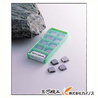 三菱 フライスチップ HTI10 XPGT13T3PDFR-G6 XPGT13T3PDFRG6 (10個) 【最安値挑戦 激安 通販 おすすめ 人気 価格 安い おしゃれ 】