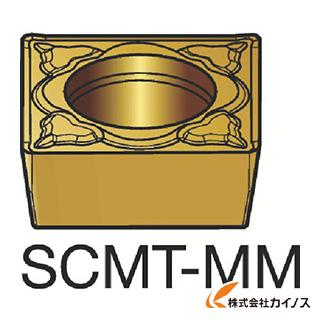 サンドビック コロターン107 旋削用ポジ・チップ 2035 SCMT SCMT09T304MM (10個) 【最安値挑戦 激安 通販 おすすめ 人気 価格 安い おしゃれ 】