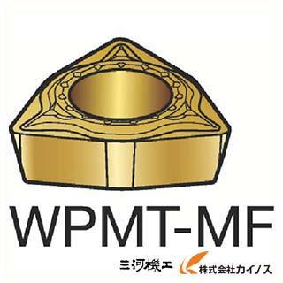 サンドビック コロターン111 旋削用ポジ・チップ 1125 WPMT WPMT020104MF (10個) 【最安値挑戦 激安 通販 おすすめ 人気 価格 安い おしゃれ 】