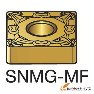 サンドビック T-Max P 旋削用ネガ・チップ 1115 SNMG SNMG120408MF (10個) 【最安値挑戦 激安 通販 おすすめ 人気 価格 安い おしゃれ 】