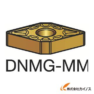 サンドビック T-Max P 旋削用ネガ・チップ 1125 DNMG DNMG150408MM (10個) 【最安値挑戦 激安 通販 おすすめ 人気 価格 安い おしゃれ 】