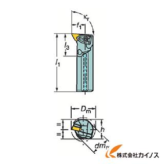 サンドビック コロターンRC ネガチップ用ボーリングバイト A50U-DDUNR A50UDDUNR15 【最安値挑戦 激安 通販 おすすめ 人気 価格 安い おしゃれ】