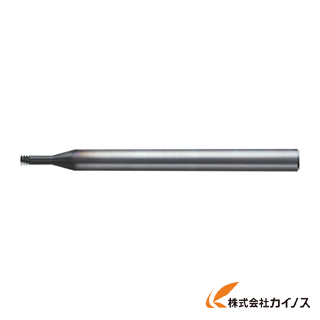 ユニオンツール 超硬合金加工用ネジ切り工具M3×0.5×φ2.4×溝数2 UDCTM3-0.5-6 UDCTM30.56 【最安値挑戦 激安 通販 おすすめ 人気 価格 安い おしゃれ】