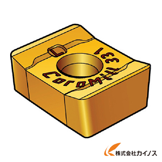 サンドビック コロミル331用チップ 1025 R331.1A-054523H-WL R331.1A054523HWL (10個) 【最安値挑戦 激安 通販 おすすめ 人気 価格 安い おしゃれ 】