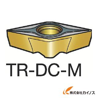 サンドビック コロターンTR 旋削用ポジ・チップ 2025 TR-DC1308-M TRDC1308M (10個) 【最安値挑戦 激安 通販 おすすめ 人気 価格 安い おしゃれ 16200円以上 送料無料】