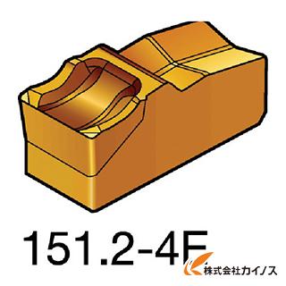 サンドビック T-Max Q-カット 突切り・溝入れチップ 2135 N151.2-500-4E N151.25004E (10個) 【最安値挑戦 激安 通販 おすすめ 人気 価格 安い おしゃれ 16200円以上 送料無料】