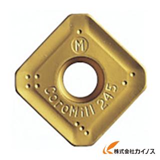 サンドビック コロミル245用チップ S40T R245-12T3K-MM R24512T3KMM (10個) 【最安値挑戦 激安 通販 おすすめ 人気 価格 安い おしゃれ 】