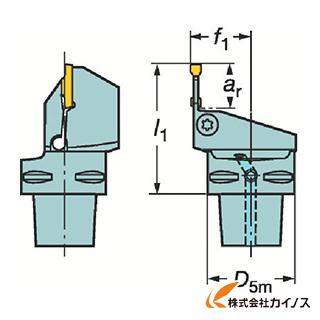 サンドビック コロマントキャプト コロカット1・2用カッティングユニット C6-LF123J13-45065B C6LF123J1345065B 【最安値挑戦 激安 通販 おすすめ 人気 価格 安い おしゃれ】