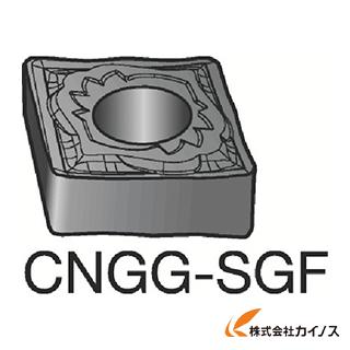 サンドビック T-Max P 旋削用ネガ・チップ 1125 CNGG CNGG120404SGF (10個) 【最安値挑戦 激安 通販 おすすめ 人気 価格 安い おしゃれ 】