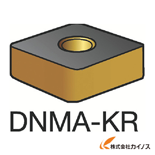 サンドビック T-Max P 旋削用ネガ・チップ 3210 DNMA DNMA150408KR (10個) 【最安値挑戦 激安 通販 おすすめ 人気 価格 安い おしゃれ 】